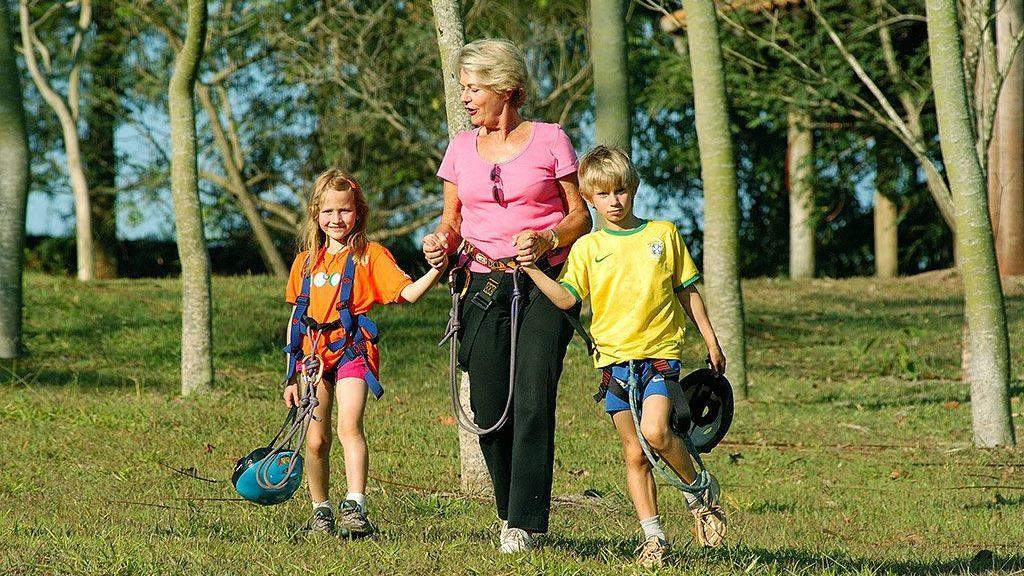 Ideal para famílias e crianças